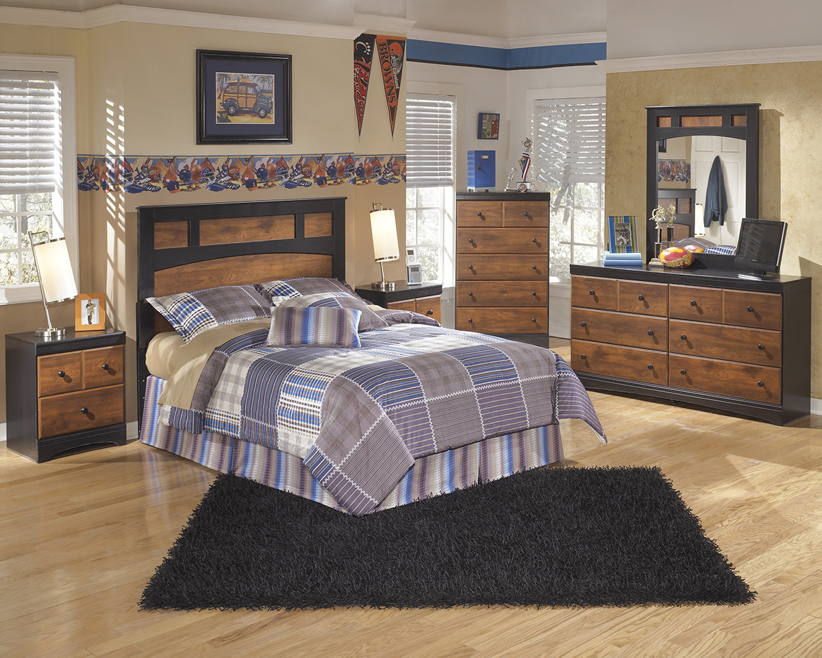 Modern discount bedroom set