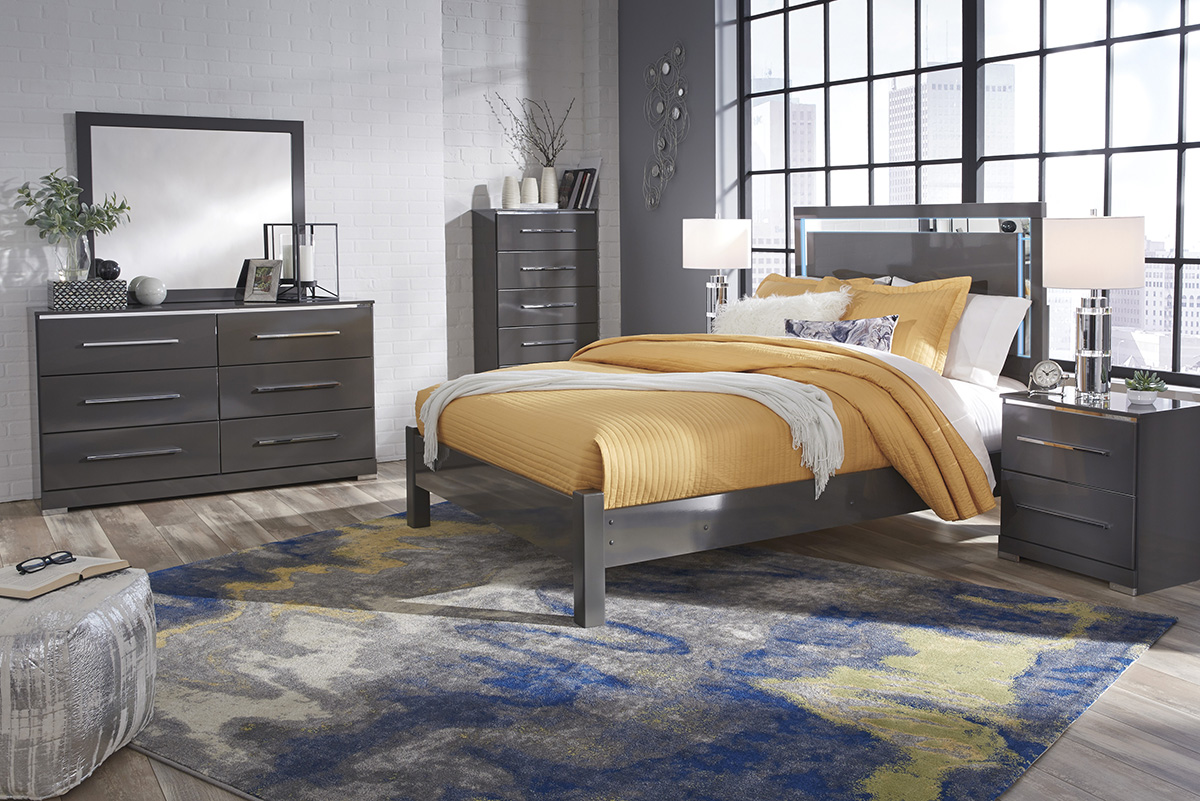 The Montgomery, An Intricate Favorite Bedroom Set